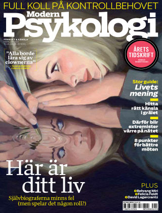 Modern Psykologi 2013-01-18