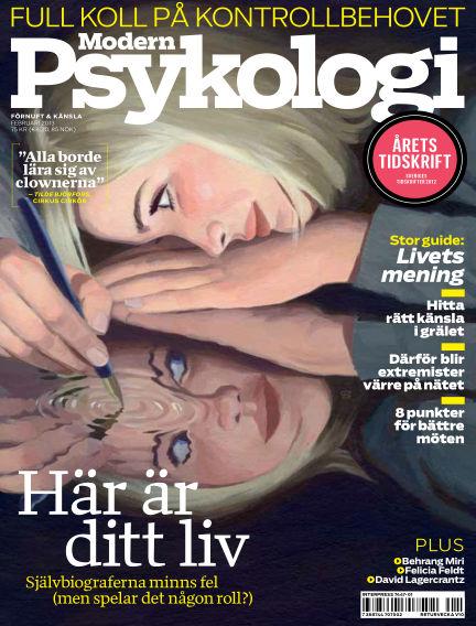 Modern Psykologi January 18, 2013 00:00
