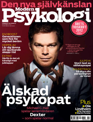 Modern Psykologi 2012-12-06