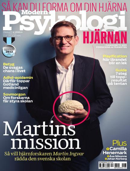 Modern Psykologi October 25, 2012 00:00
