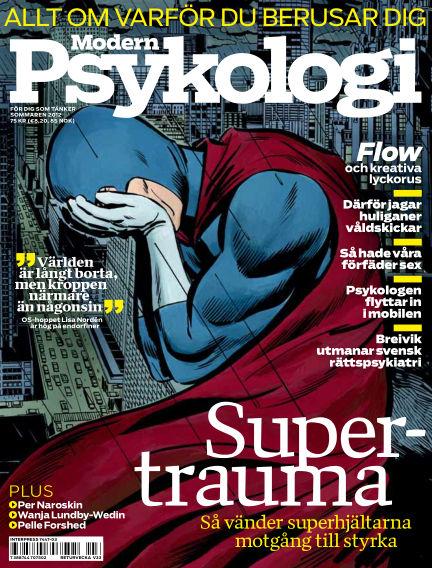 Modern Psykologi May 31, 2012 00:00
