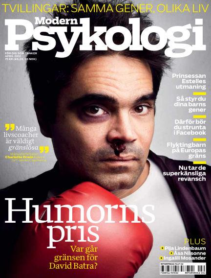Modern Psykologi March 22, 2012 00:00