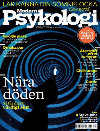 Modern Psykologi 2013-10-15