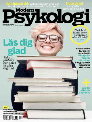 Modern Psykologi 2014-02-12