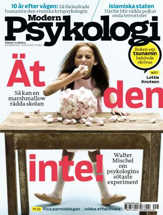 Modern Psykologi 2014-11-05
