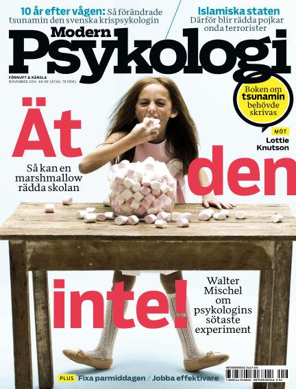 Modern Psykologi November 05, 2014 00:00