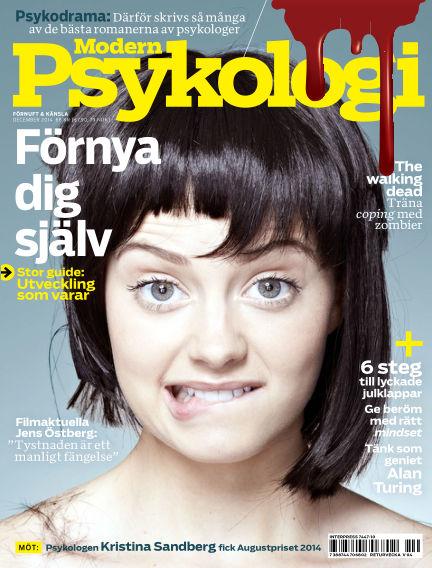 Modern Psykologi December 10, 2014 00:00