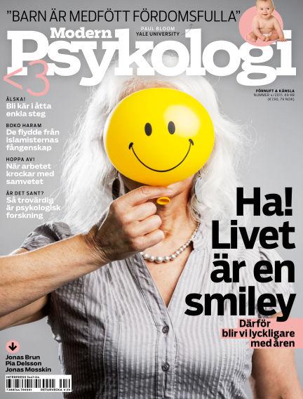 Modern Psykologi May 20, 2015 00:00