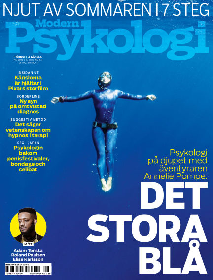 Modern Psykologi July 01, 2015 00:00