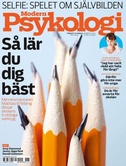 Modern Psykologi September 02, 2015 00:00