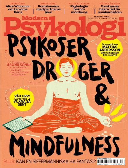 Modern Psykologi March 02, 2016 00:00