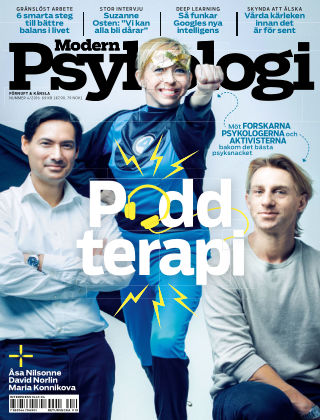 Modern Psykologi 2016-04-06