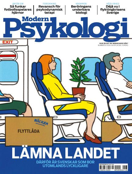 Modern Psykologi June 01, 2016 00:00