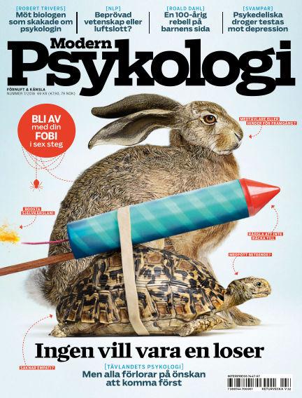 Modern Psykologi July 06, 2016 00:00