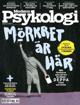 Modern Psykologi 2016-10-05