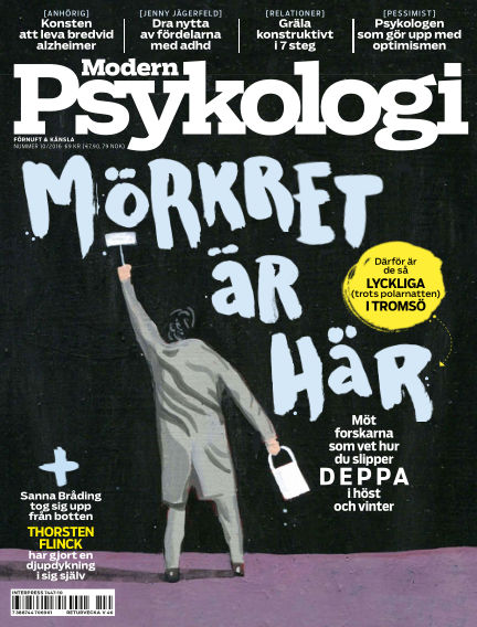 Modern Psykologi October 05, 2016 00:00