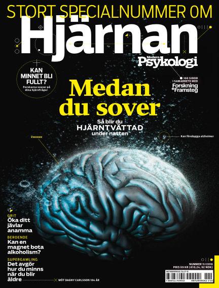 Modern Psykologi November 03, 2016 00:00