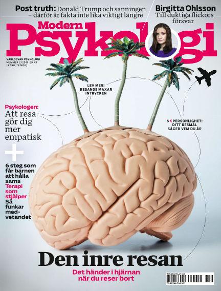 Modern Psykologi February 01, 2017 00:00