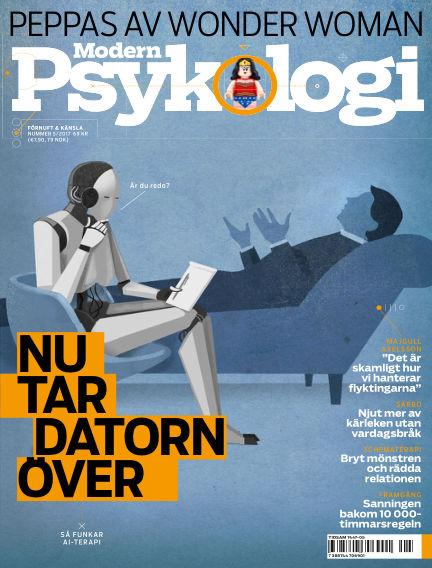 Modern Psykologi May 10, 2017 00:00