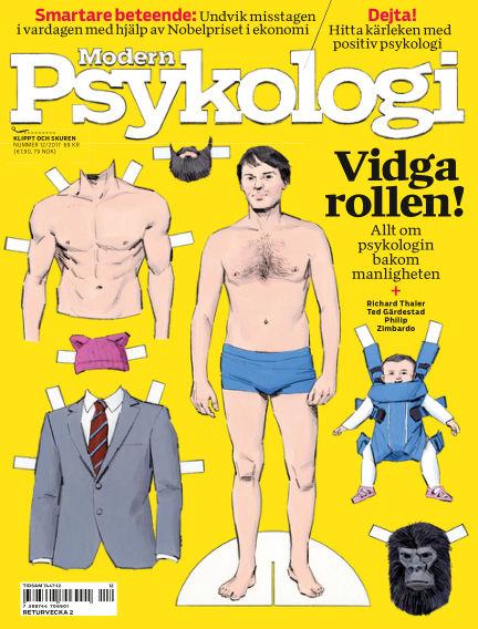 Modern Psykologi December 06, 2017 00:00