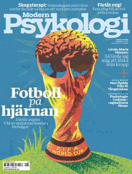 Modern Psykologi June 05, 2018 00:00