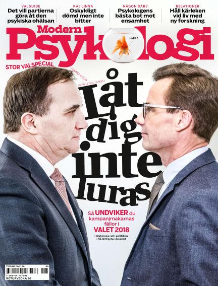 Modern Psykologi July 17, 2018 00:00