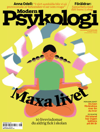 Modern Psykologi 2018-09-27