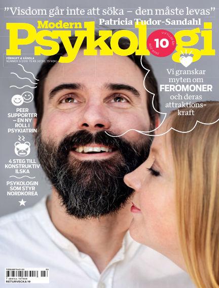 Modern Psykologi April 03, 2019 00:00