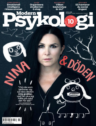 Modern Psykologi 2019-08-28
