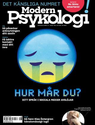 Modern Psykologi 2019-09-27