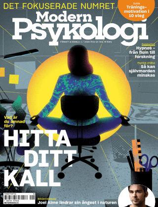 Modern Psykologi 2020-01-08