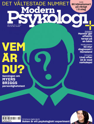 Modern Psykologi 2020-02-20