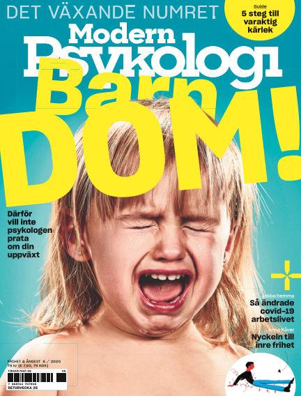 Modern Psykologi July 09, 2020 00:00