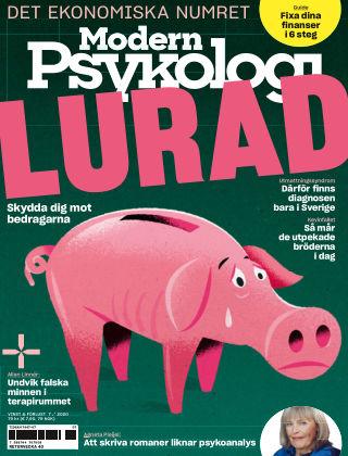 Modern Psykologi 2020-08-25
