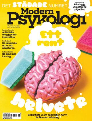Modern Psykologi 3/2021