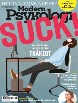 Modern Psykologi 7/2021