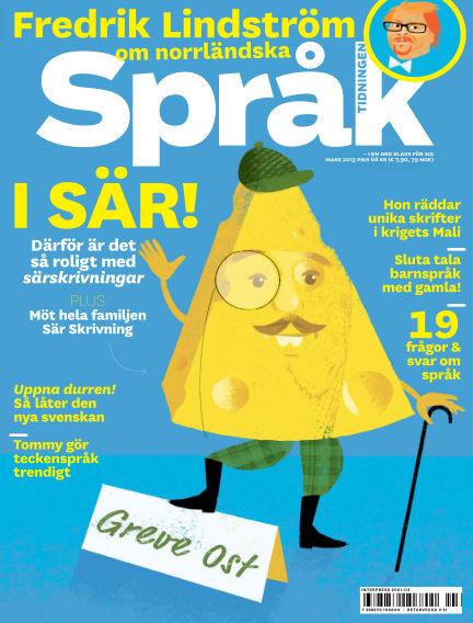 Språktidningen March 19, 2013 00:00