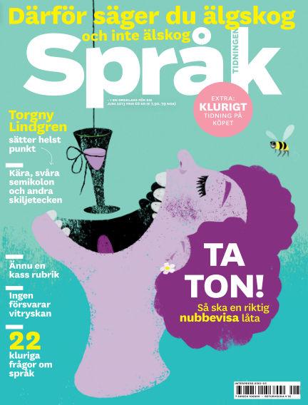 Språktidningen June 11, 2013 00:00