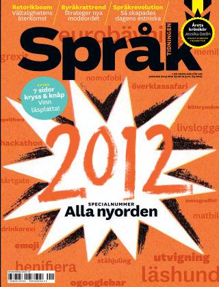 Språktidningen 2012-12-27