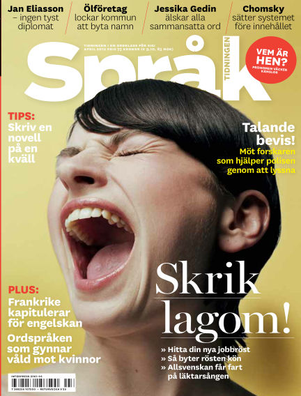 Språktidningen March 29, 2012 00:00