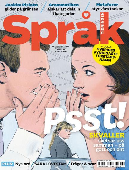 Språktidningen September 24, 2014 00:00