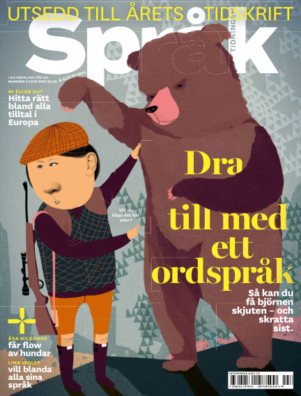 Språktidningen September 28, 2016 00:00