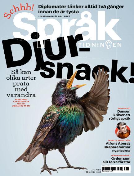 Språktidningen November 08, 2017 00:00
