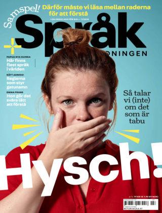 Språktidningen 2018-09-19