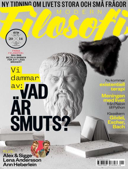 Modern Filosofi (Inga nya utgåvor) September 25, 2014 00:00
