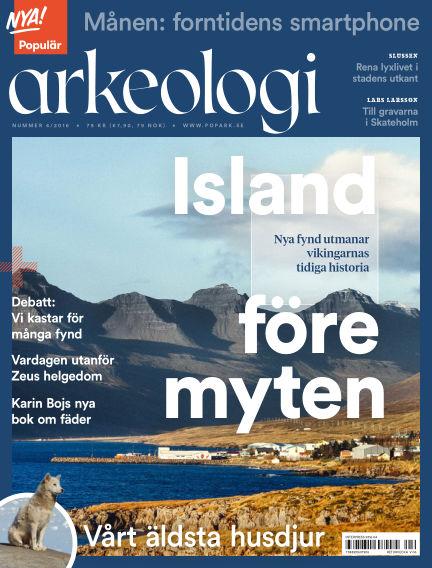 Populär arkeologi December 01, 2016 00:00