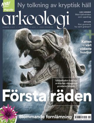 Populär arkeologi 2017-05-02