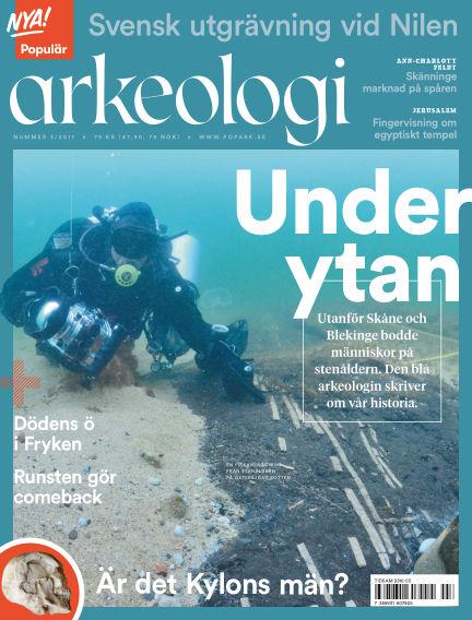 Populär arkeologi August 31, 2017 00:00