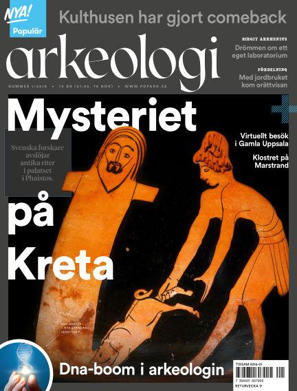 Populär arkeologi February 21, 2018 00:00
