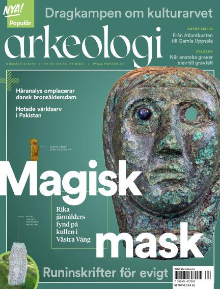 Populär arkeologi August 08, 2018 00:00